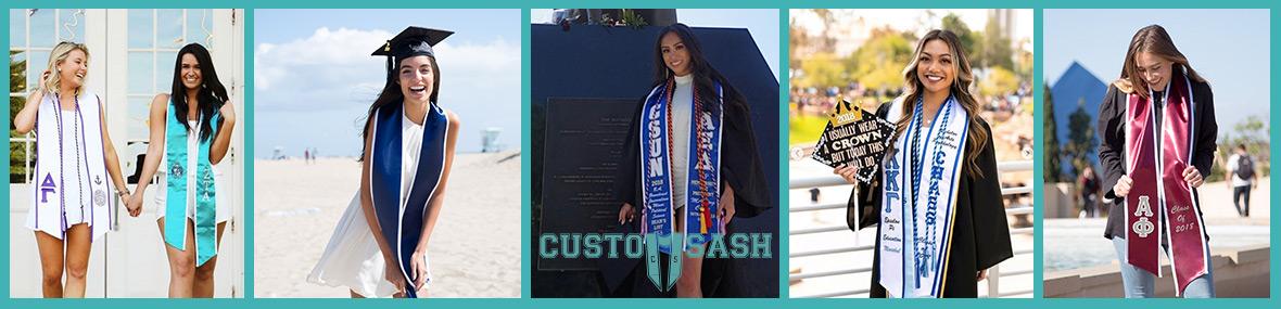 Custom Sash