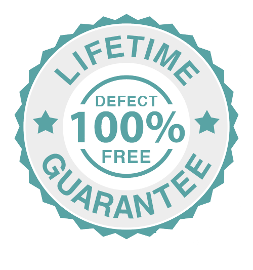 Lifetime Product Guarantee